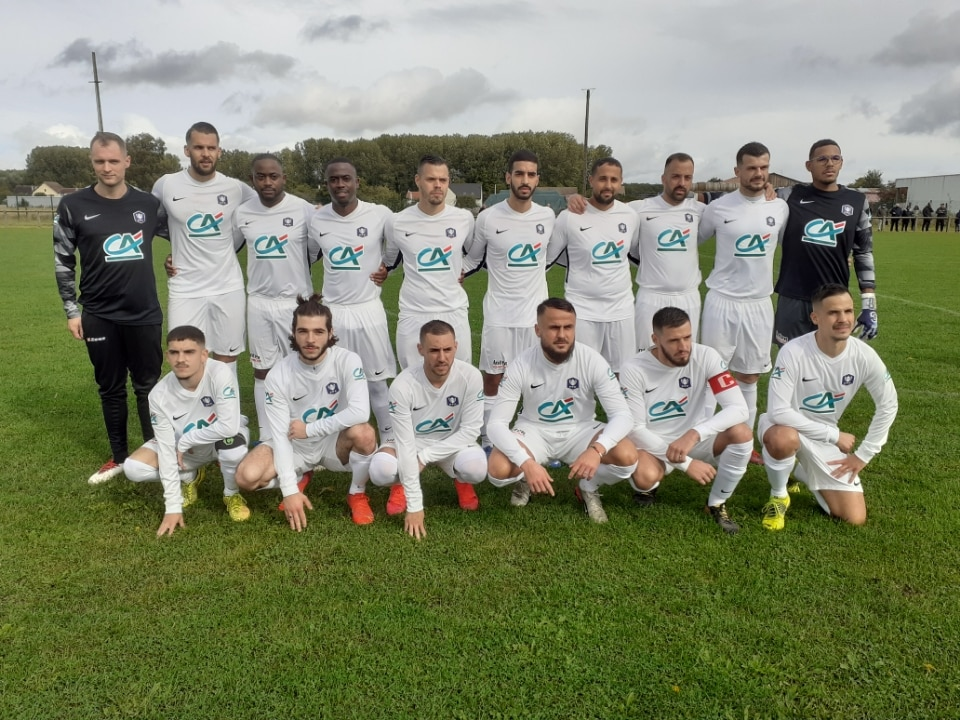 Lire la suite de l'actualité L'équipe première de football a joué le dimanche 3 octobre au stade de Les Ageux